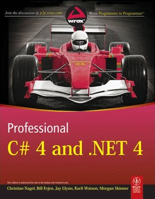 Professional C# 4 and . Net 4