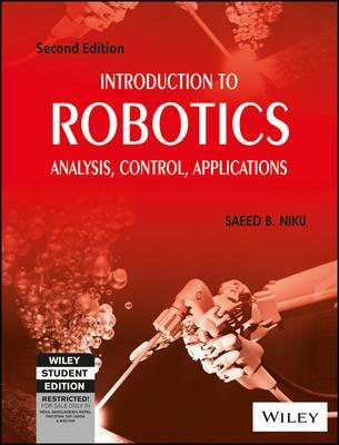 introduction to robotics by saeed niku pdf