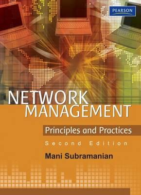 Network Management: Principles and Practices 2e