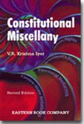 Constitutional Miscellany