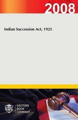 Indian Succession Act, 1925