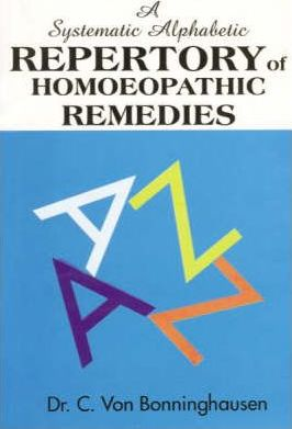 Systematic Alphabetic Repertory of Homeopathy