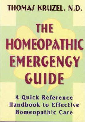 The Homeopathic Emergency Guide
