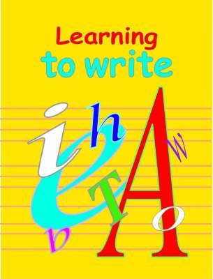 Learning to Write: No.2