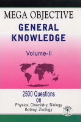 Mega Objective General Knowledge: v. 2