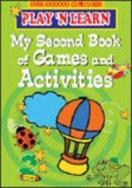 My First Book of Games and Activity