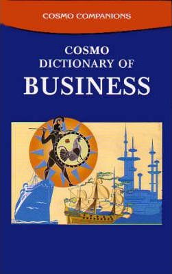 Cosmo Dictionary of Business