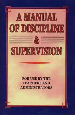 A Manual of Discipline and Instruction