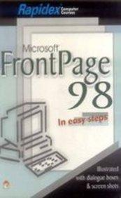 Microsoft Front Page 98