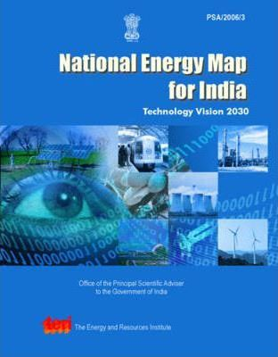 National Energy Map for India
