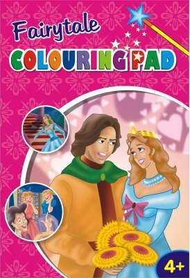 Fairytale Colouring Pad