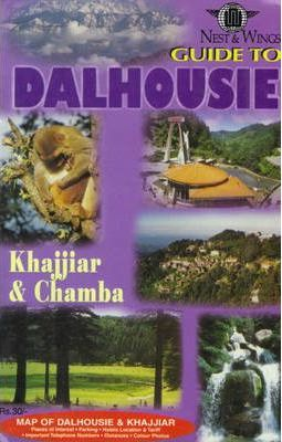 Guide Map to Dalhousie