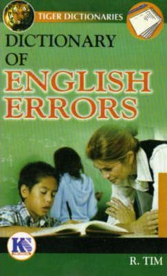 Dictionary of English Errors