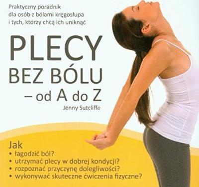 Plecy bez bolu od A do Z