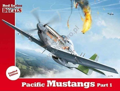 Pacific Mustangs, 1:72 Scale Kagero Decals
