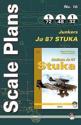 Scale Plans No. 16: Junkers Ju 87 Stuka