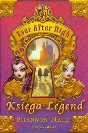 Ever After High Ksiega Legend