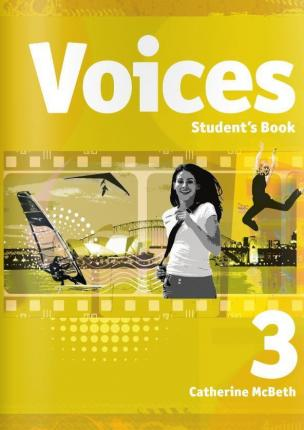 Voices 3 Student's Book + CD