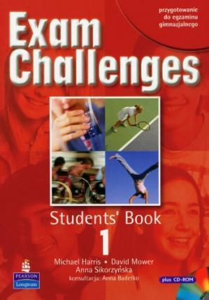 Exam Challenges 1 Students' Book with CD