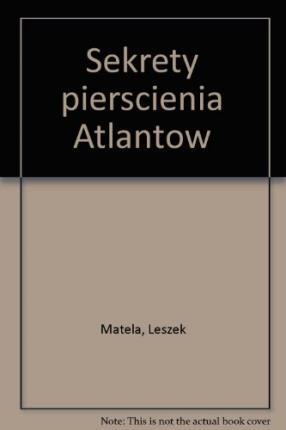 Sekrety pierscienia Atlantow