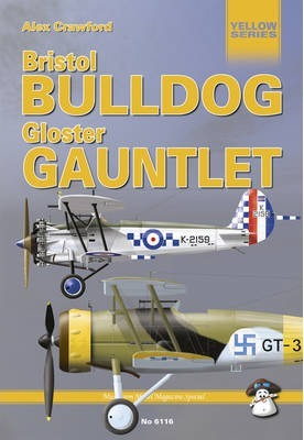 Bristol Bulldog and Gloster Gauntlet