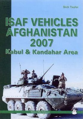 ISAF Vehicles Afghanistan 2007