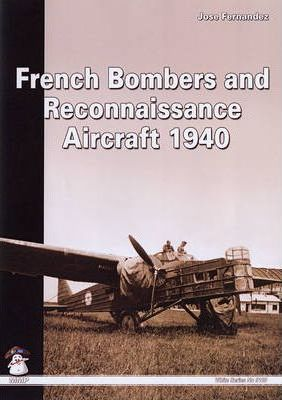 French Bombers and Reconnaissance Aircraft, 1940