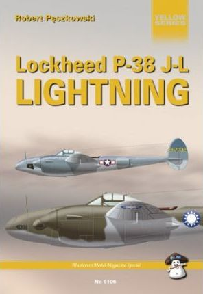 Lockheed P-38 J-L Lightning