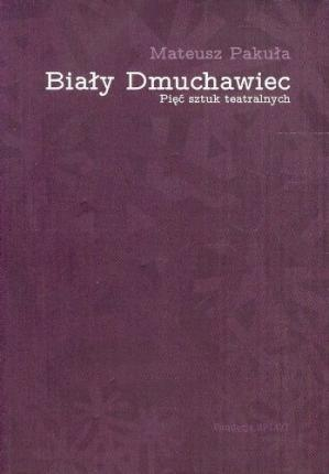 Bialy dmuchawiec
