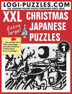 XXL Christmas Japanese Puzzles
