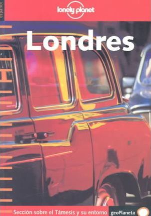 Lonely Planet: Londres
