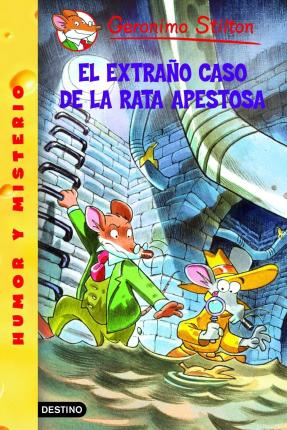 El extraño caso de la rata apestosa / The Strange Case of the Smelly Rat