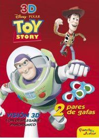 Toy Story : libro 3D