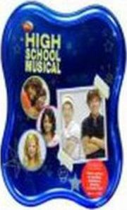 Caja Metálica High School Musical