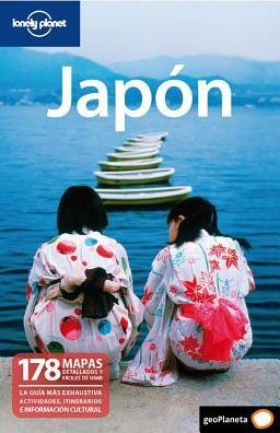 Lonely Planet Japon