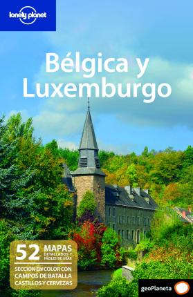 Lonely Planet Belgica y Luxemburgo
