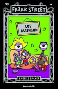 Freak Street. Los Alienson