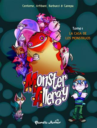 Monster Allergy. La casa de los monstruos