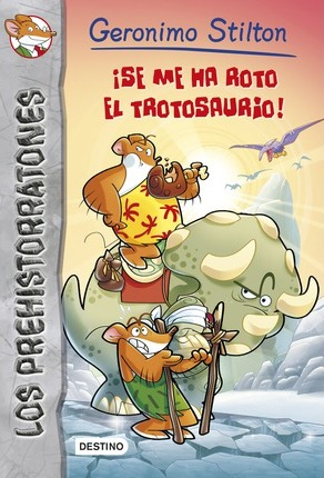 Se me ha roto el trotosaurio! / The Great Mouse Race