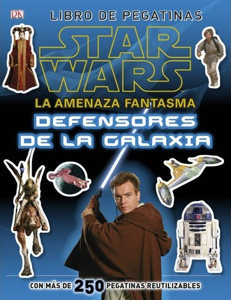 Star Wars, La amenaza fantasma, defensores de la galaxia