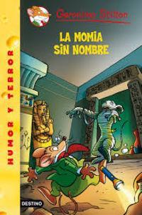 Pack Geronimo Stilton 41 : La momia