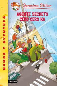 PackGeronimo Stilton 43 : Agente Secreto