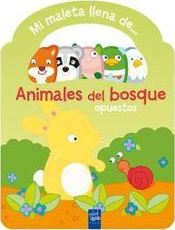 Animales del bosque. Opuestos