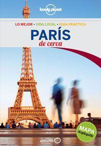 Lonely Planet Paris de Cerca