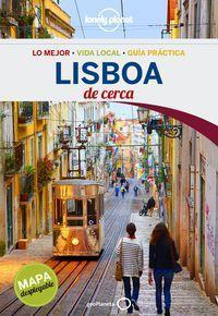 Lonely Planet Lisboa de Cerca