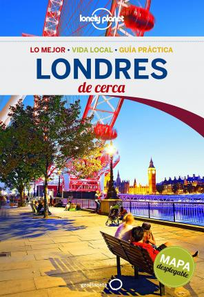 Lonely Planet Londres de Cerca