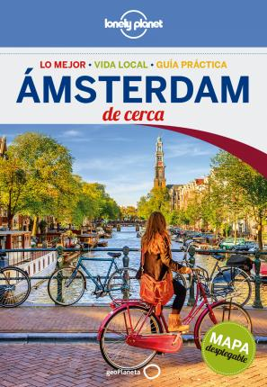 Lonely Planet Amsterdam de Cerca
