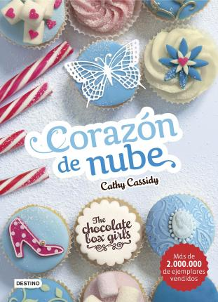 The chocolate box girls 2. Corazón de nube