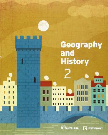 Geography and history student's book 2 ESO