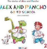 Alex and Pancho go to school